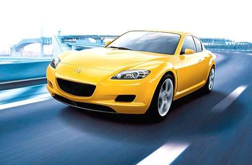 У Mazda RX-8 лучшие тормоза— фото 99341