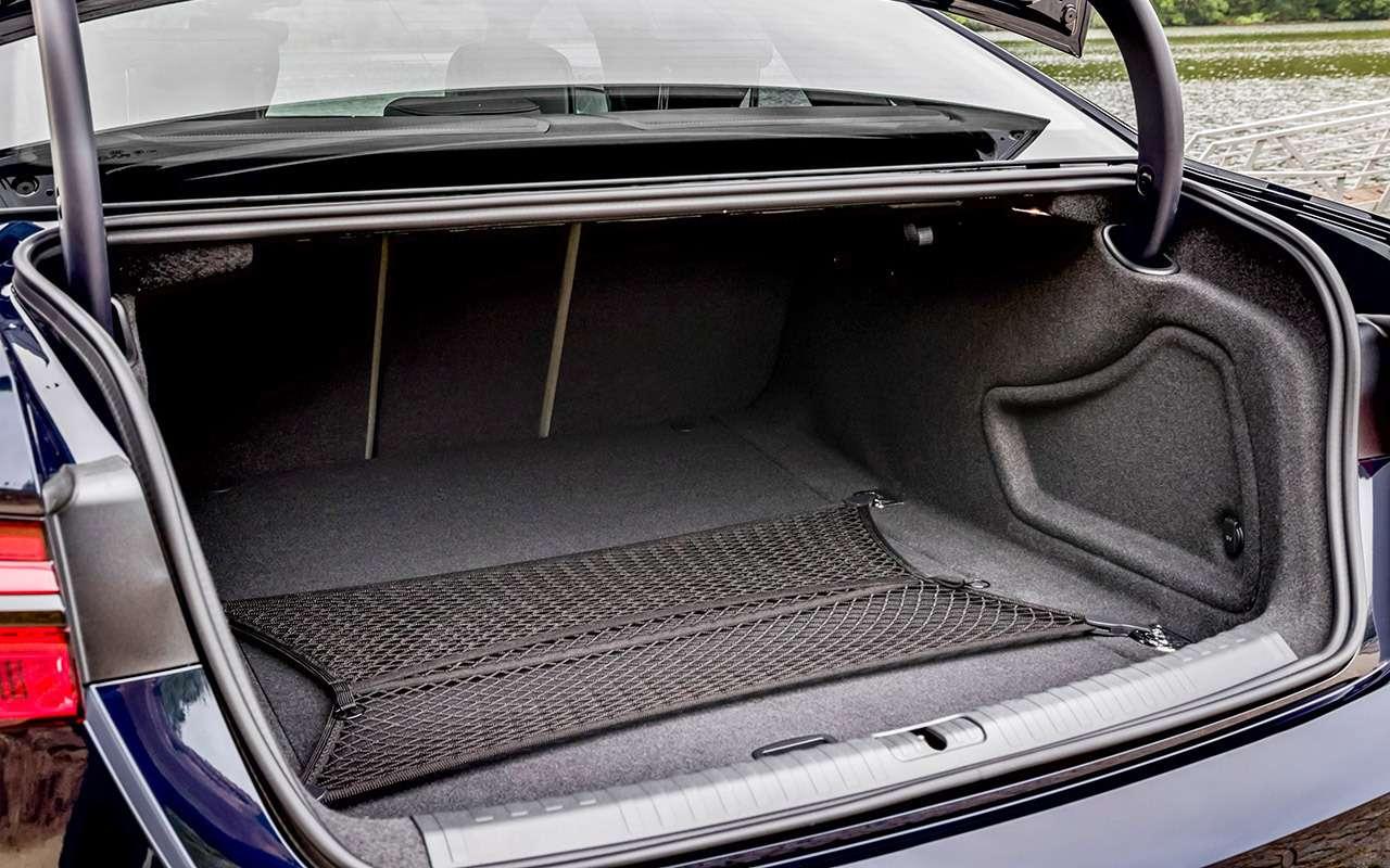Новый Audi А6: автопилот третьего уровня— фото 880422
