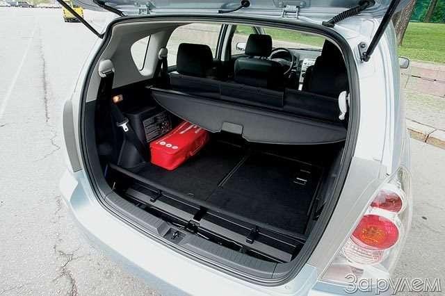 Toyota Corolla Verso. Такая нужна самому!— фото 57097