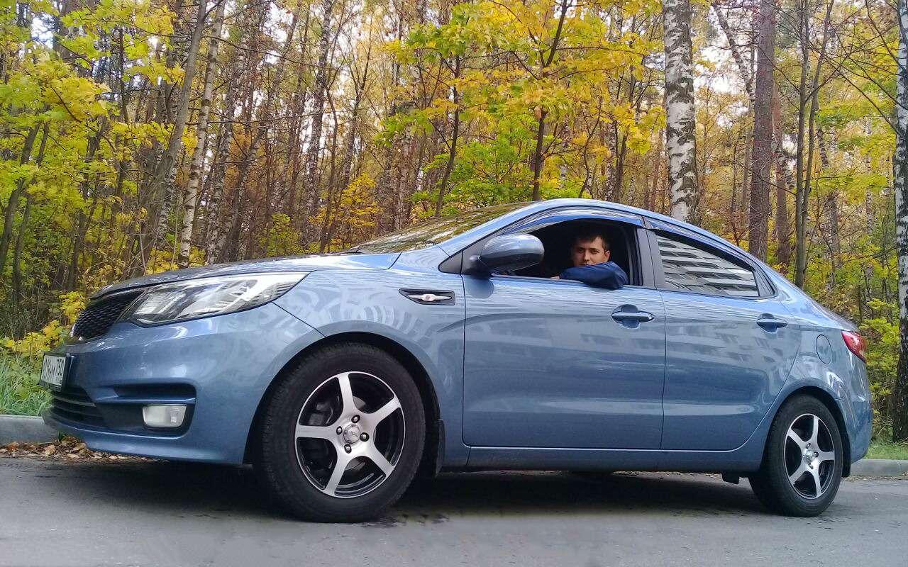 Просто очень хорошая машина: честный отзыв владельца Kia Rio— фото 987020