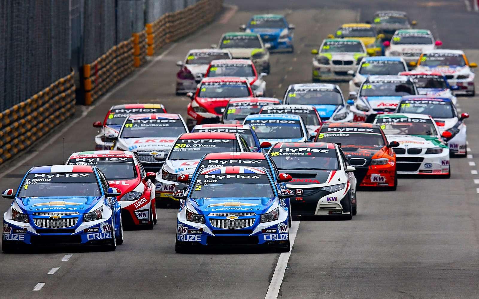 Девять лучших гонок мира. Рейтинг ЗР— фото 710676