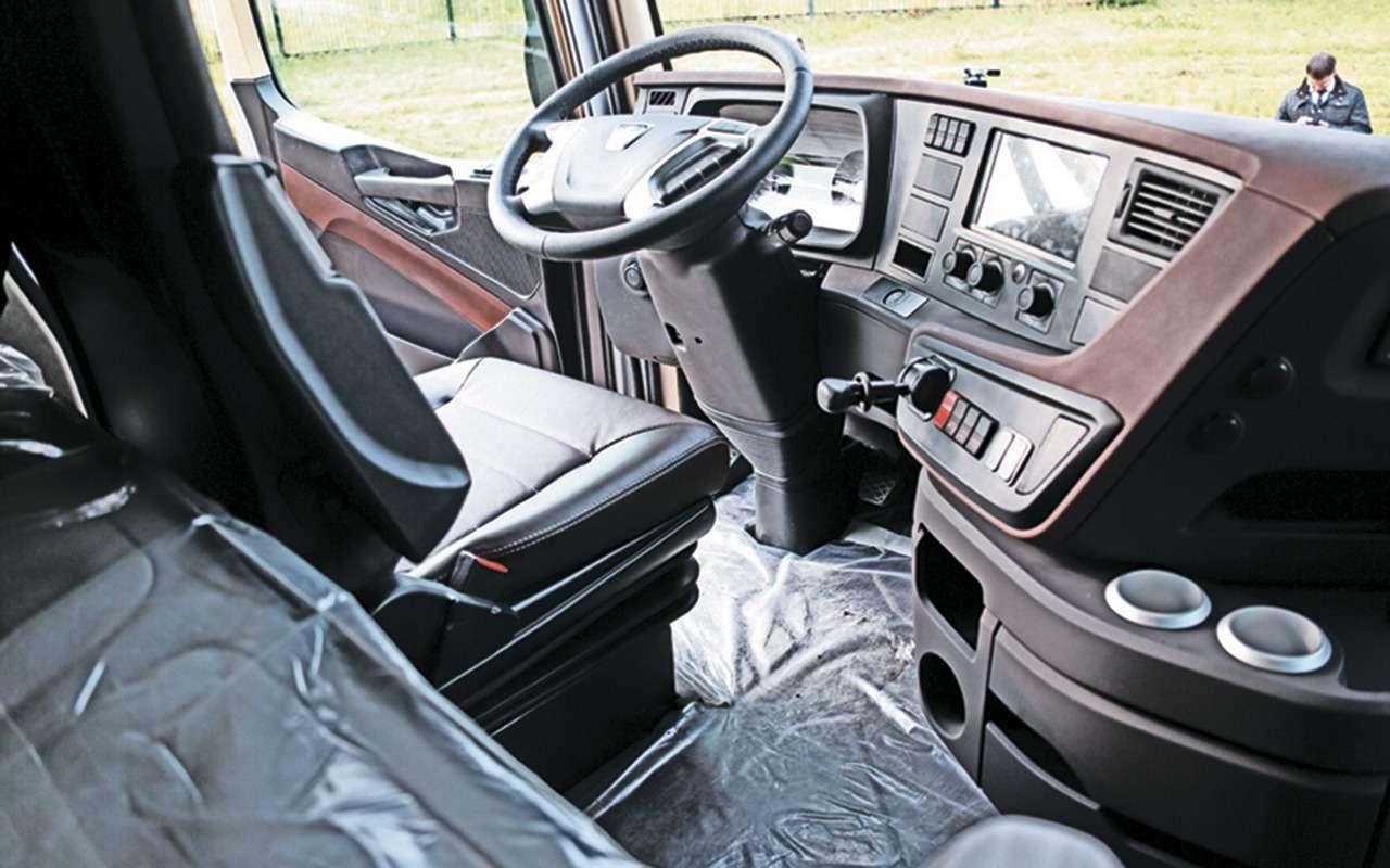 КАМАЗ пятого поколения— подробный обзор— фото 1254176