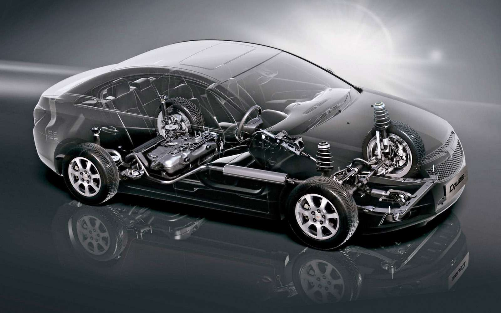 Chevrolet Cruze спробегом: плюсы иминусы— фото 651616