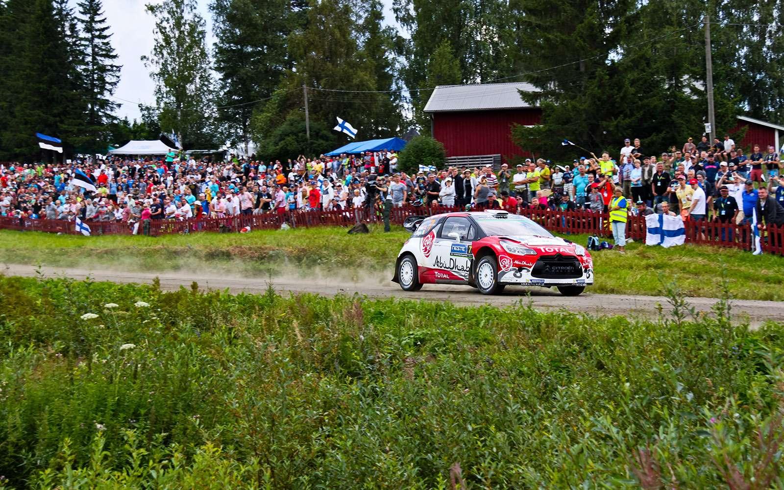 Финский этап WRC: прыгнуть выше головы— фото 627194