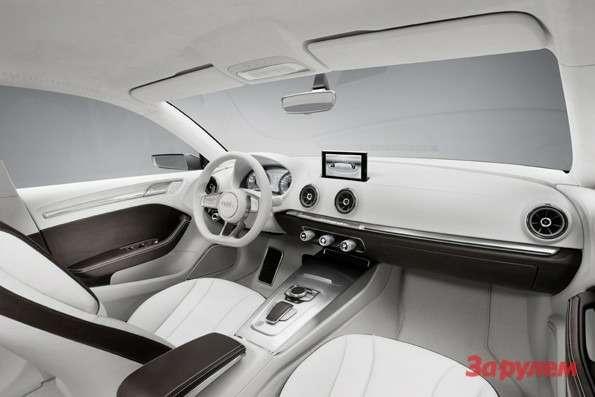 Audi A3e-tron concept/