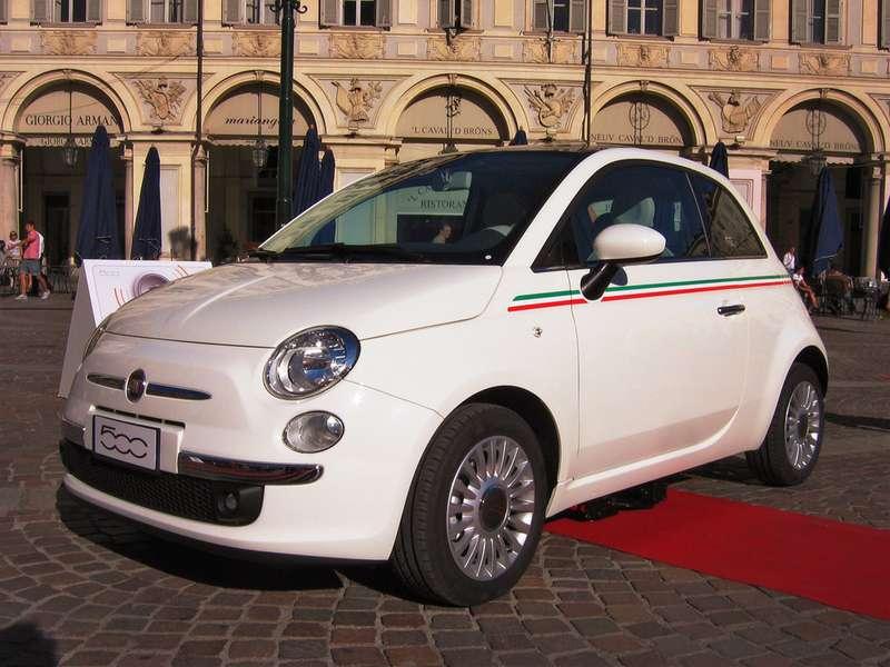 Fiat больше не позиционирует себя как массовый бренд вЕвропе