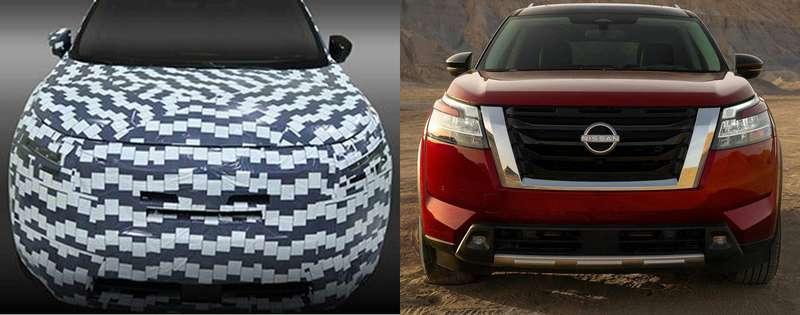Nissan раскрыл секреты маскировки прототипов