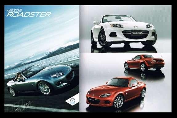 Mazda MX-5NC3 brochure