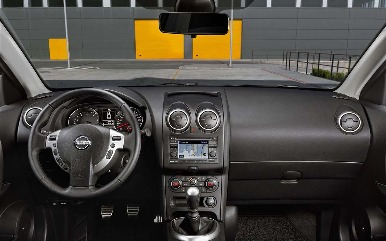 Выбираем Nissan Qashqai спробегом: список основных проблем— фото 894395
