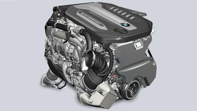 Правь, солярка: BMW представила самый-самый дизельный седан вмире