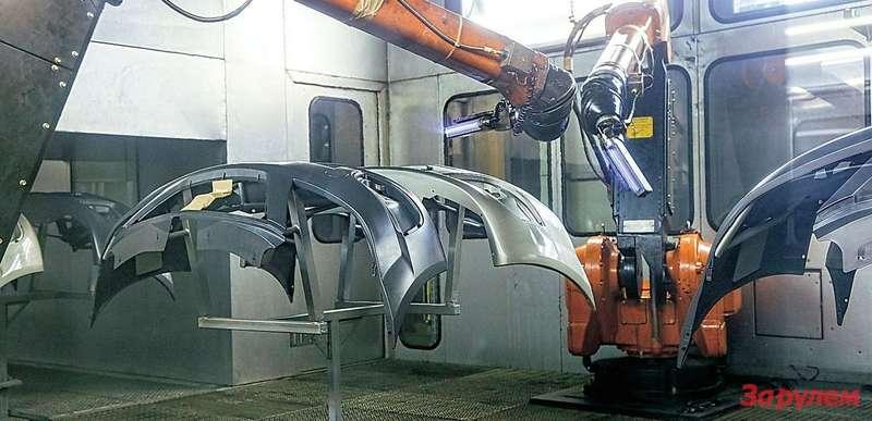 Изготовление пластиковых деталей автомобиля