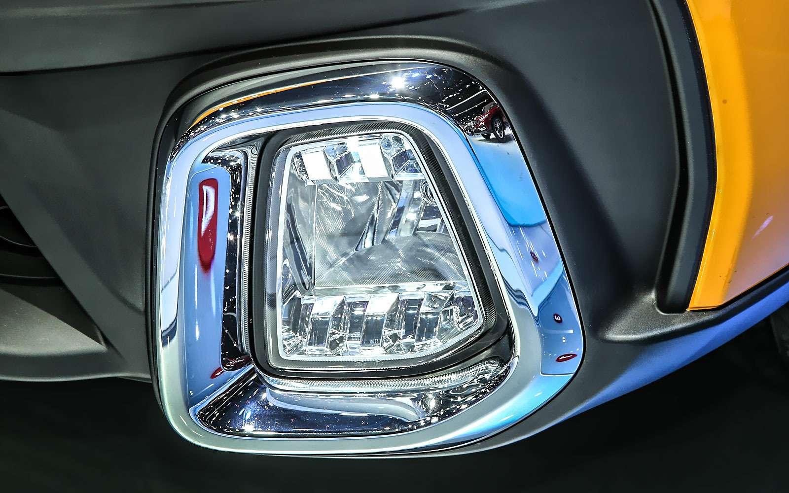 Новый Tiggo 5, будущая Camry идругие: онлайн-трансляция сШанхайского автосалона— фото 739252