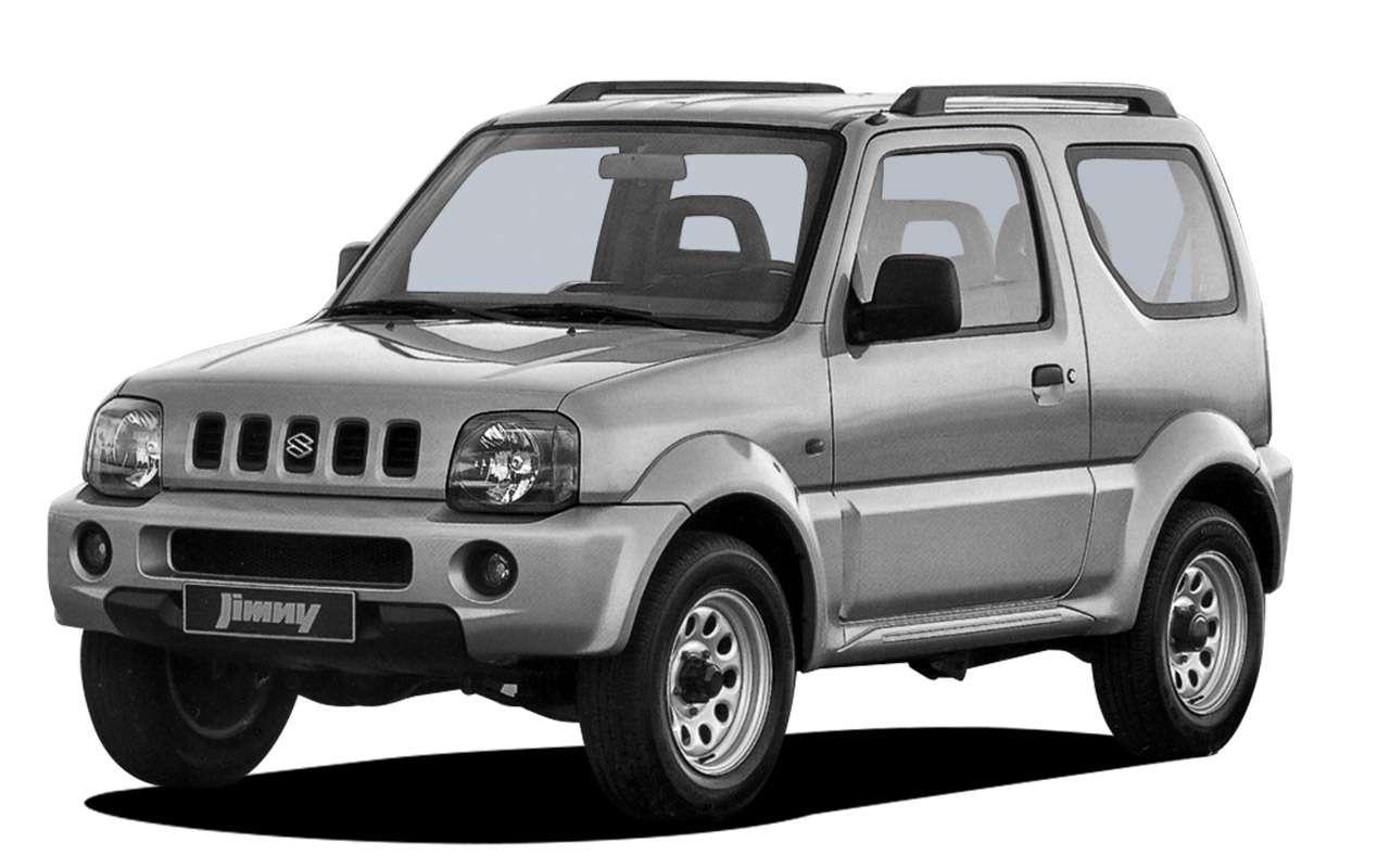 Новый Suzuki Jimny: все его изменения— фото 1007955