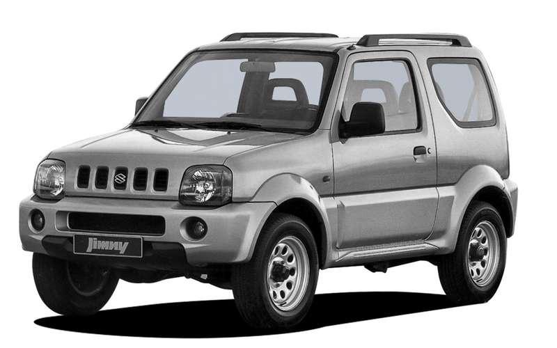 Новый Suzuki Jimny: все его изменения