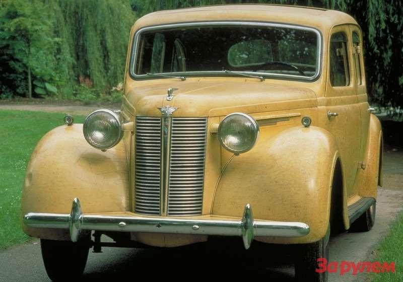 25июня 1946 года завод Austin выпустил миллионную машину— Austin 16BS.1
