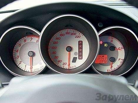 Комплектация Mazda 3: три пишем, пять вуме— фото 89689