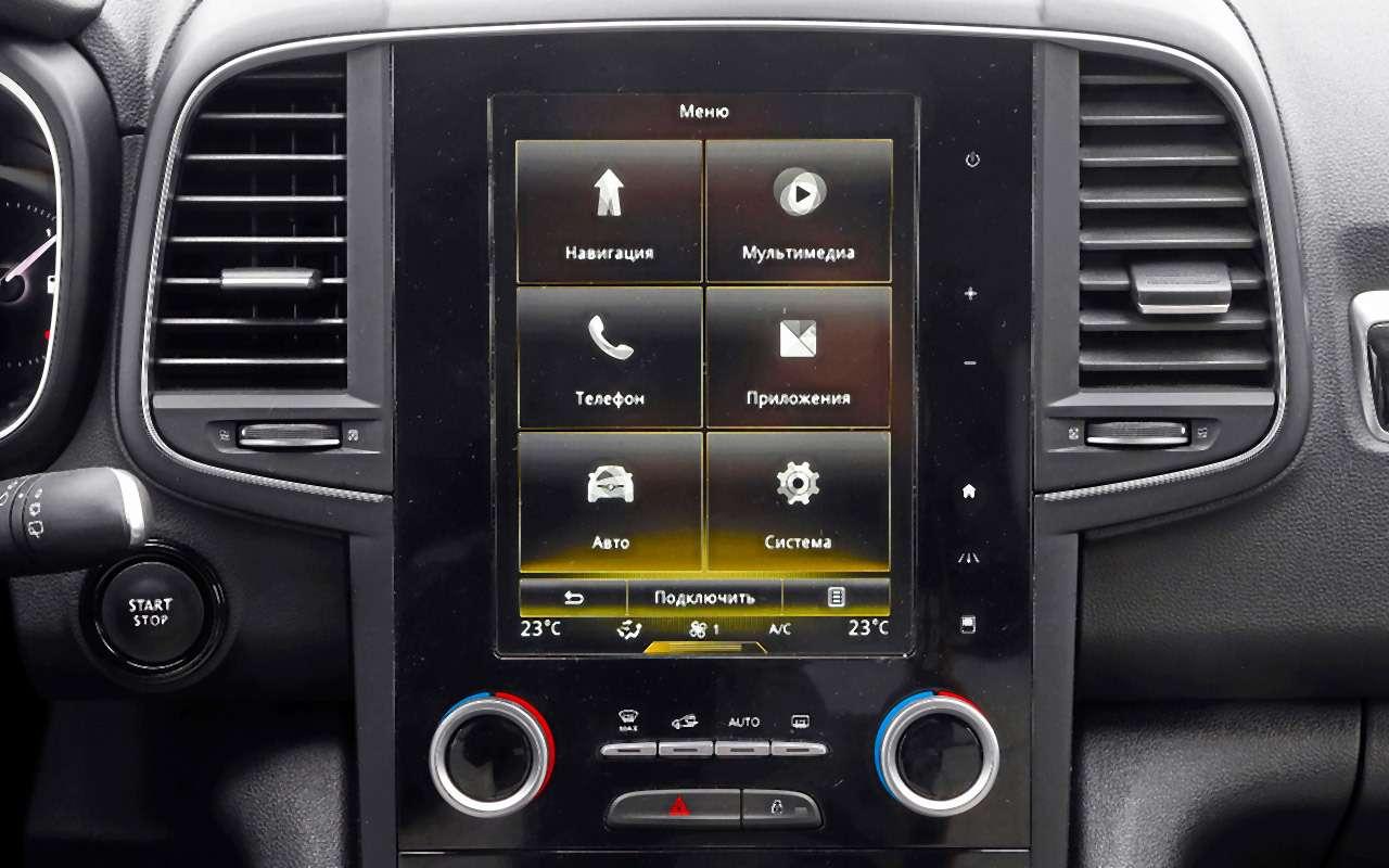 Hyundai Santa Feпротив конкурентов: большой тест кроссоверов— фото 931458
