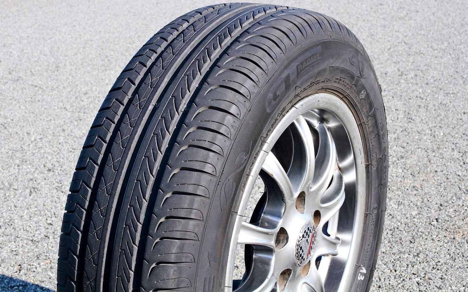 Большой тест летних шин 195/65R15: бюджет налето— фото 722817