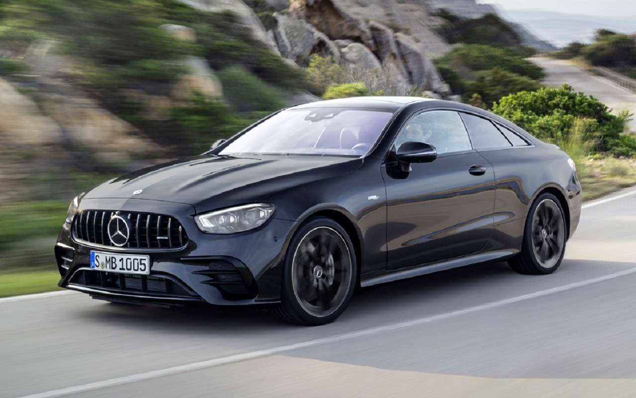 Mercedes-Benz показал обновленные купе икабриолет E-Class— фото 1136770
