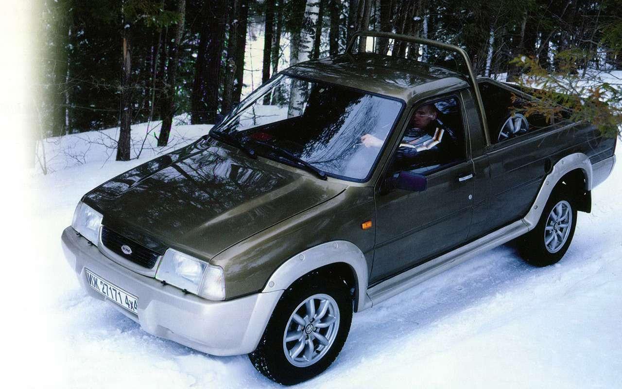 14советских автомобилей сдизелем— почему ихотнас скрывали— фото 954443
