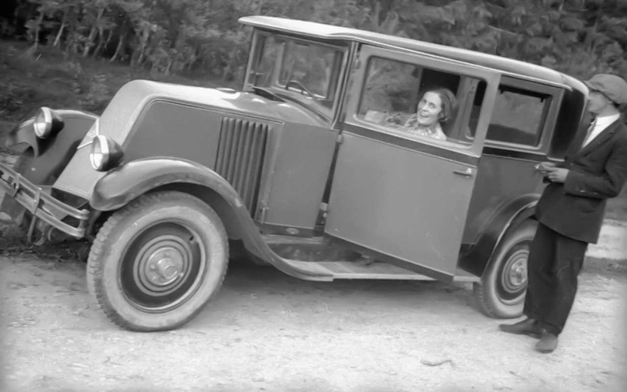 Автомобили советской богемы— как она добывала иномарки— фото 1101115