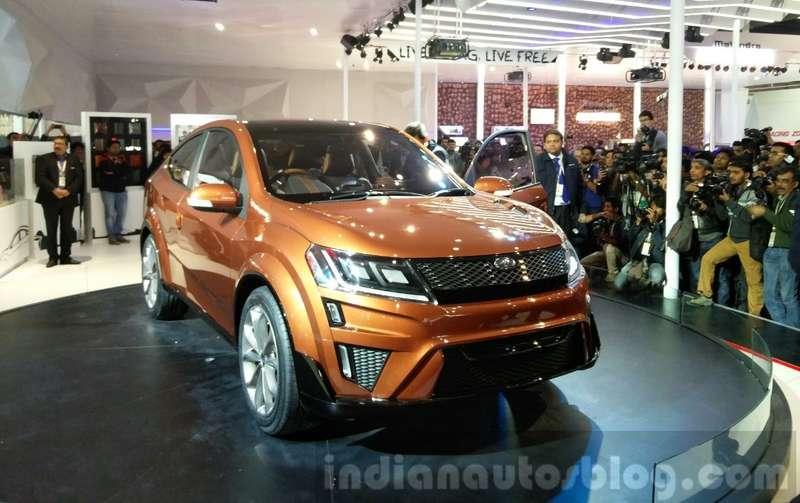 Mahindra-XUV-Aero-front-quarter-at-the-Auto-Expo-2016