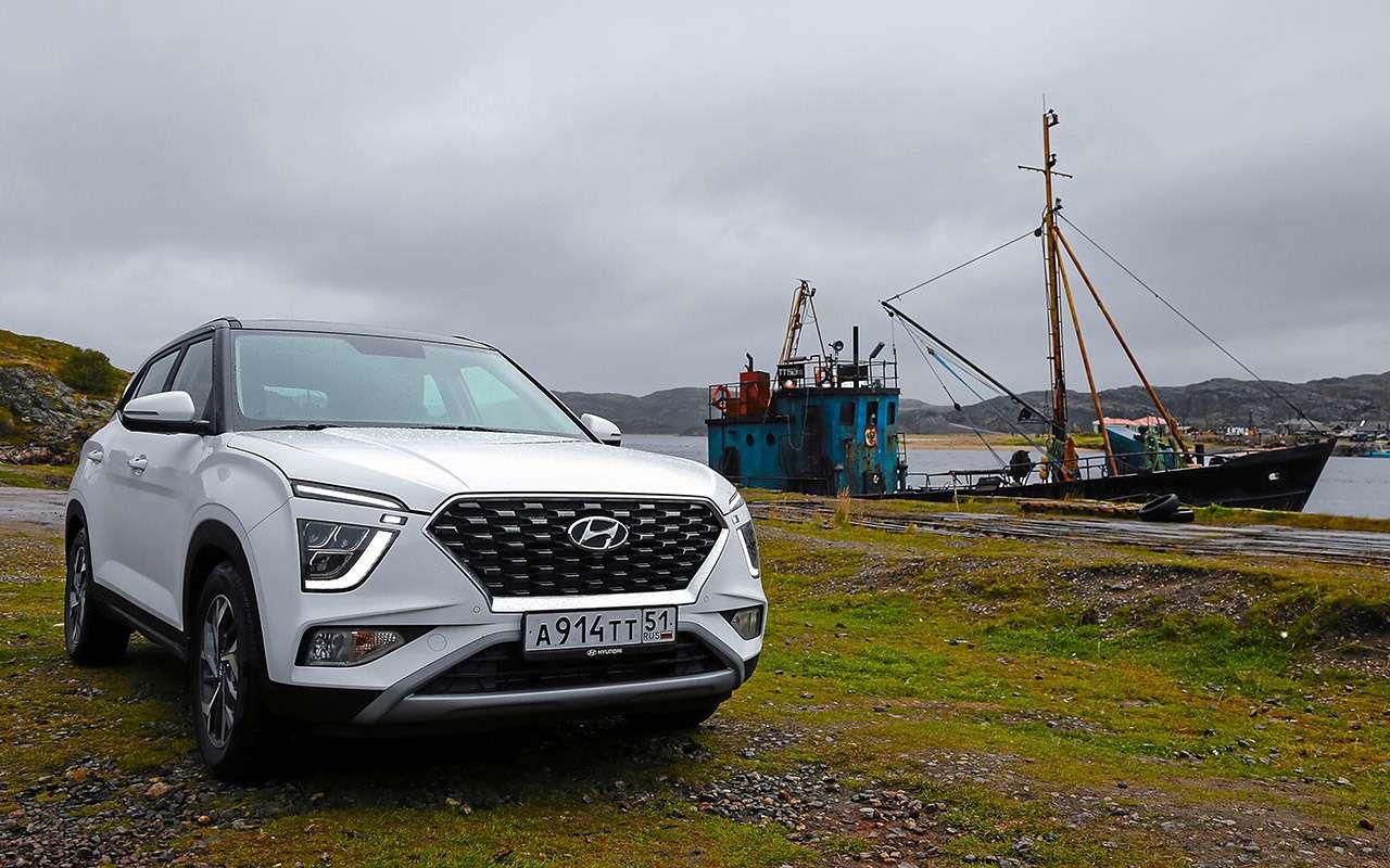Новая Hyundai Creta: все изменения (бонус— видеотест)— фото 1283987