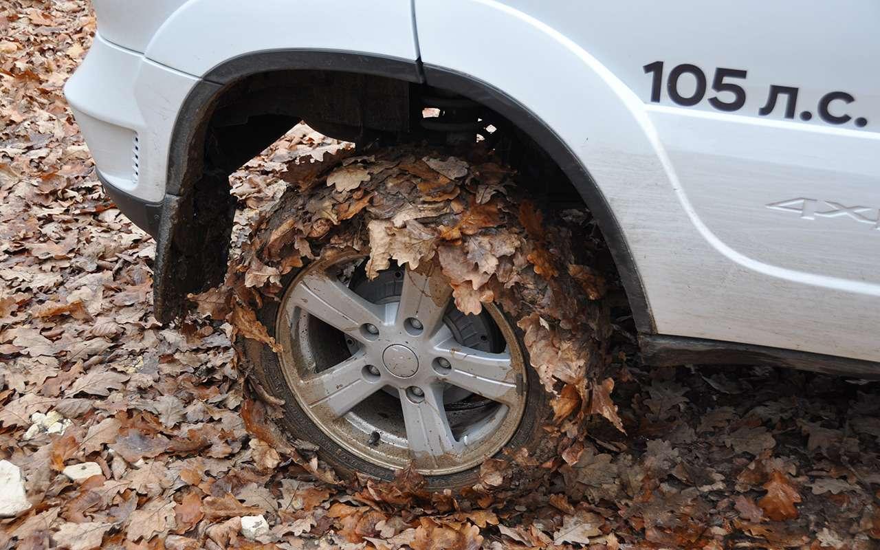 Chevrolet Niva LSGA: плюс 25лошадей и33Нм момента!— фото 924610