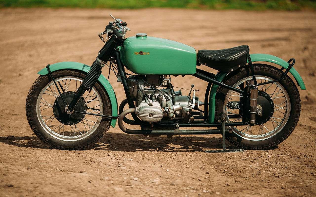 10самых крутых мотоциклов СССР— фото 902448