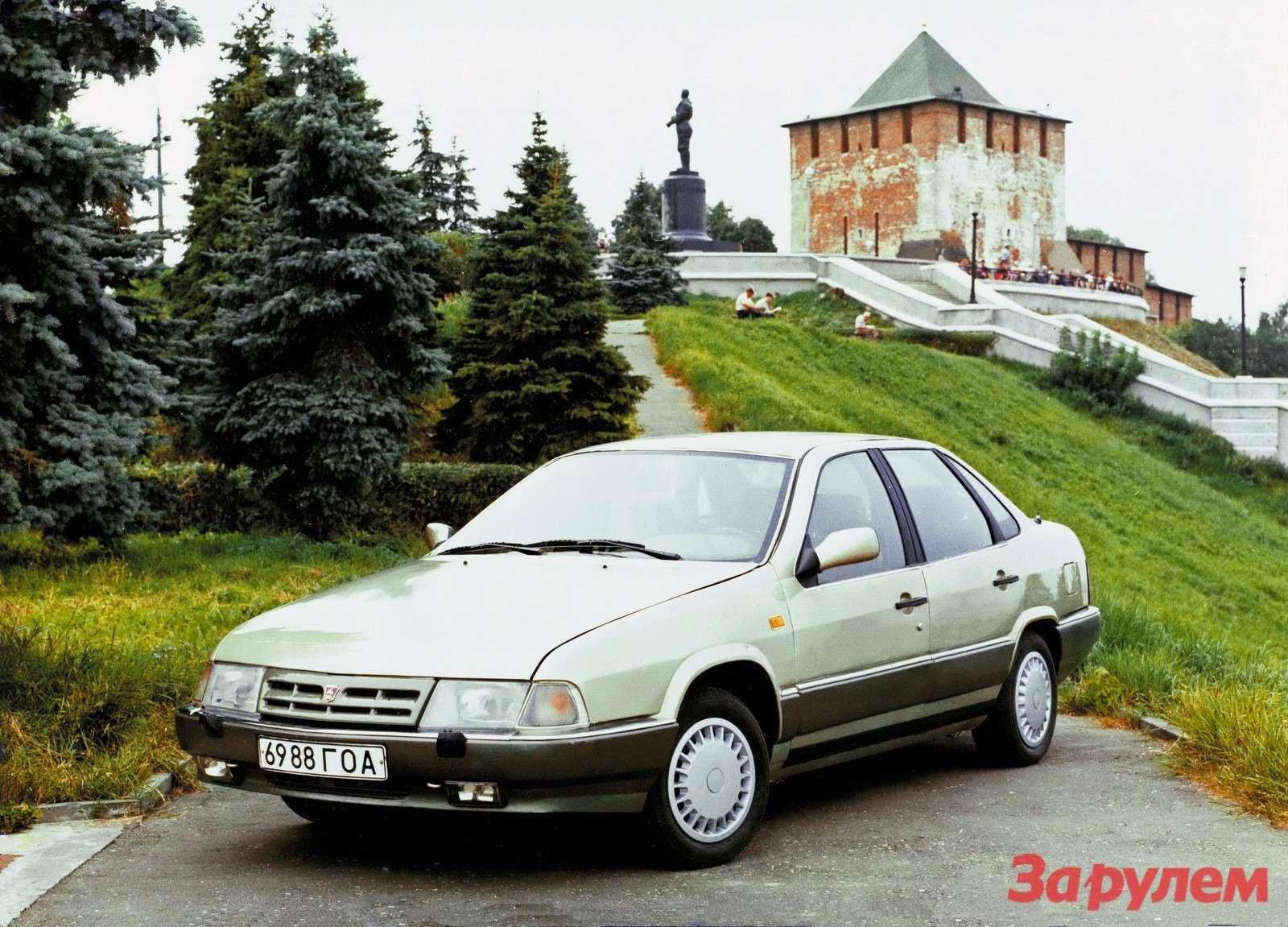 ГАЗ-3106М