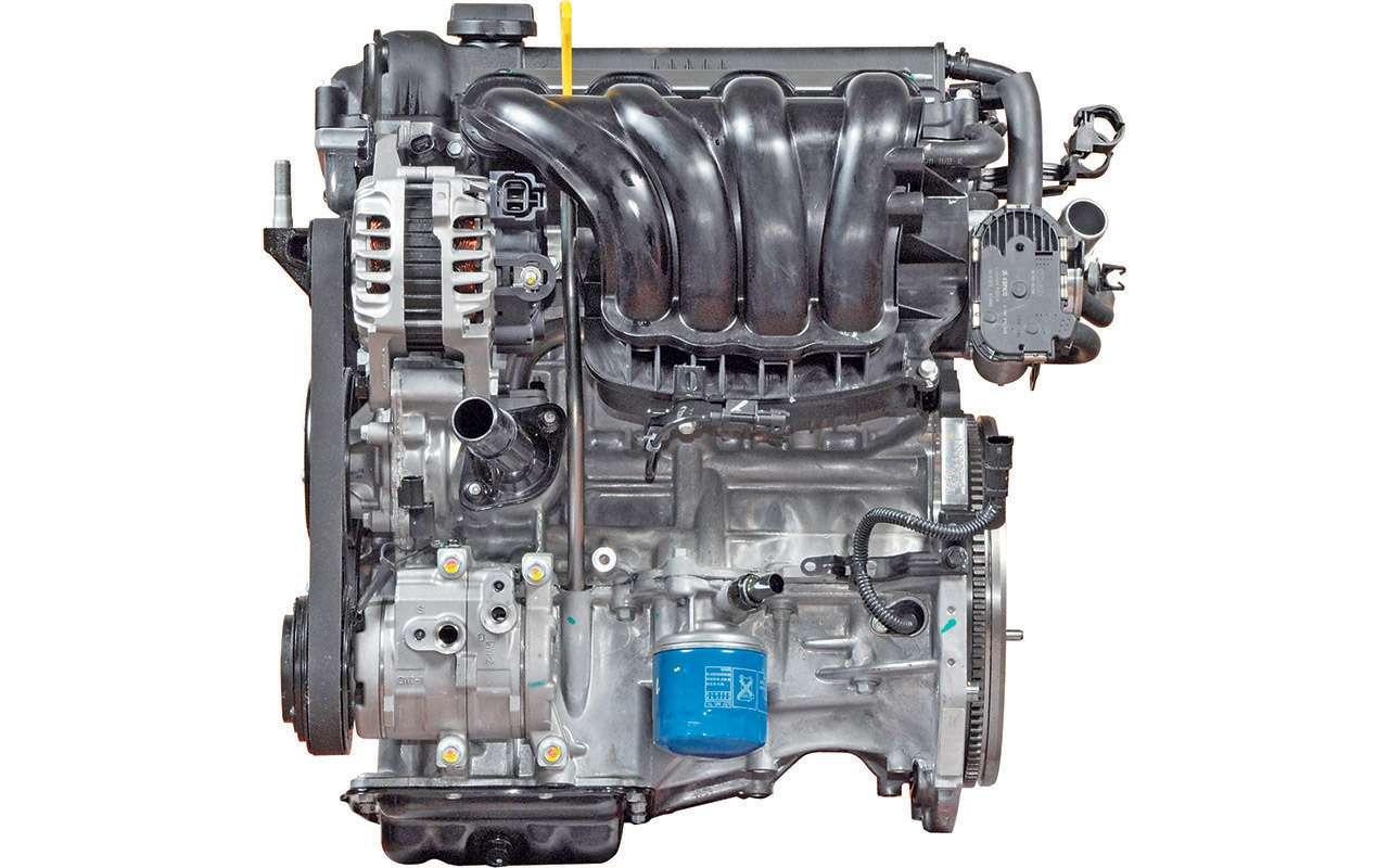 3 бюджетных мотора, которые легко проедут 500 000+ километров— фото 1284521