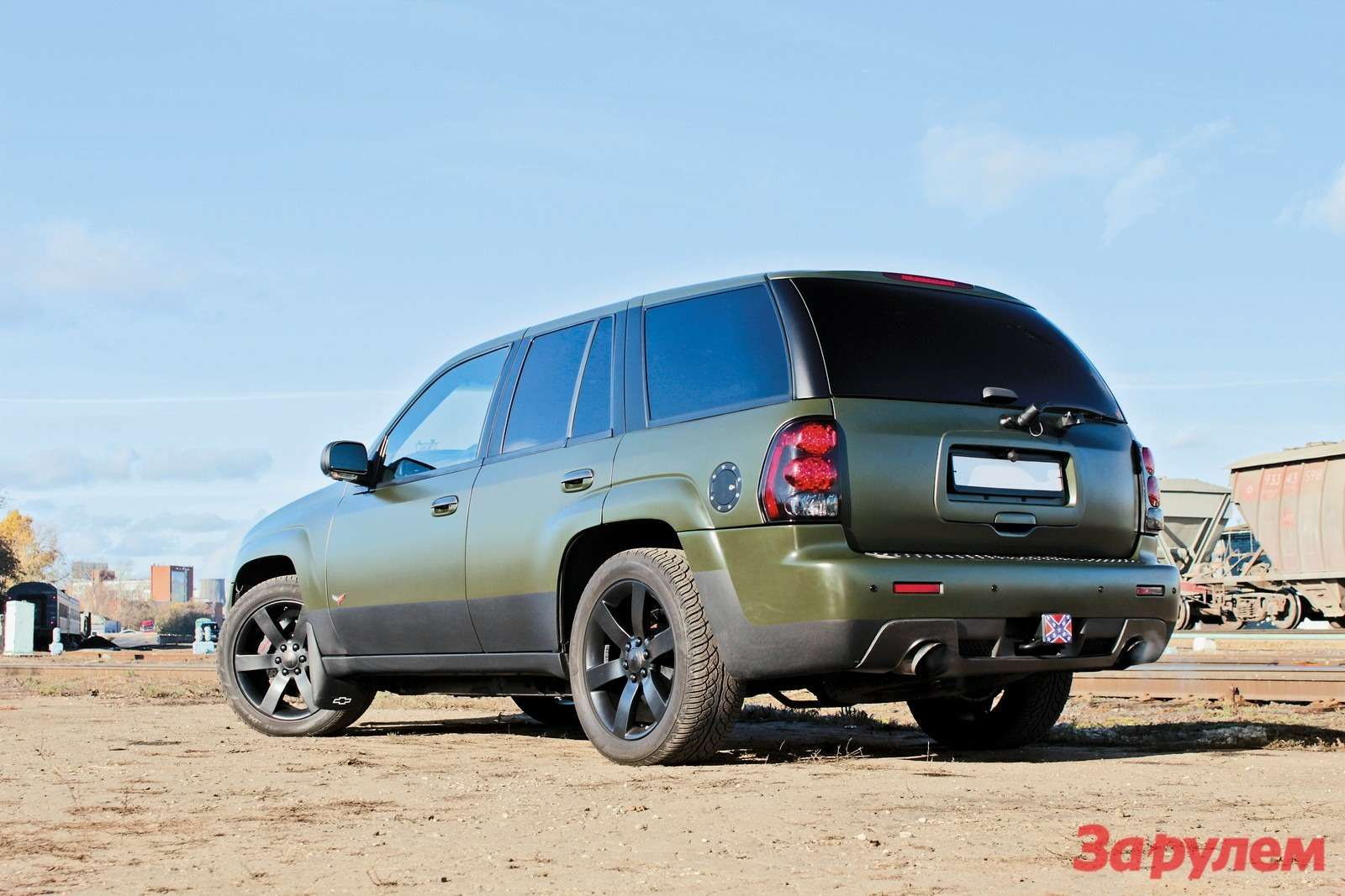 Chevrolet TrailBlazer GMT800 SS
