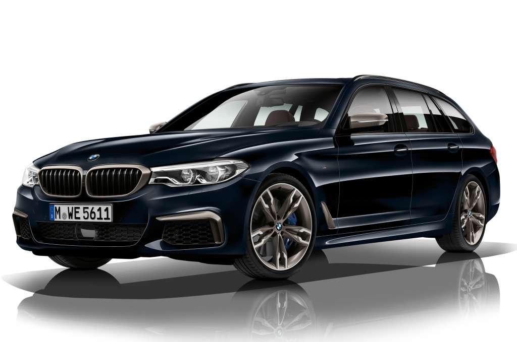 Впервые: BMW представила «пятерку» счетырьмя турбонагнетателями— фото 742709