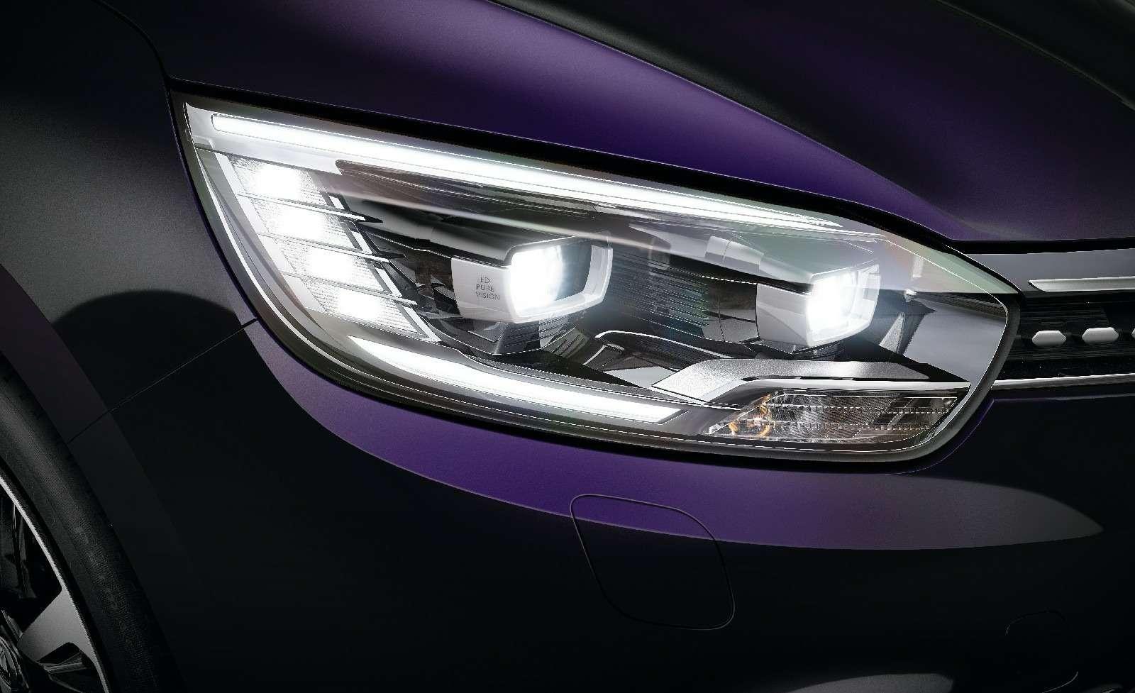 Парижский гламур: новый Renault Scenic стал еще красивее— фото 759164