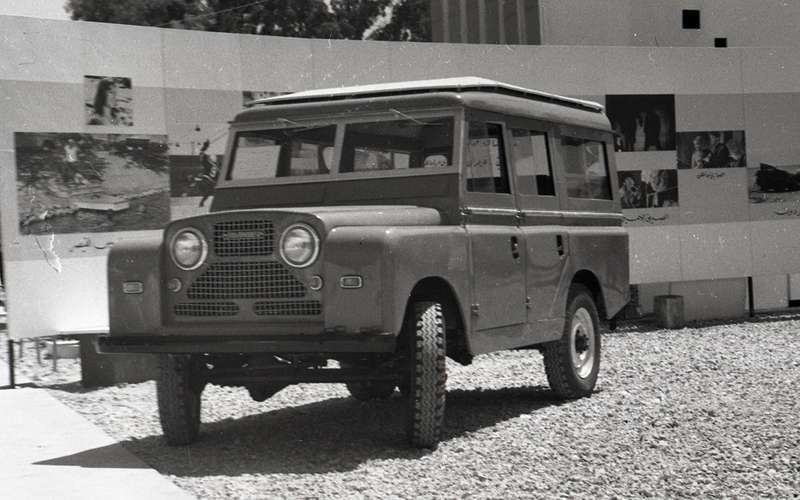 12«козликов» ГАЗ-69, которых выневидели (есть изарубежные)