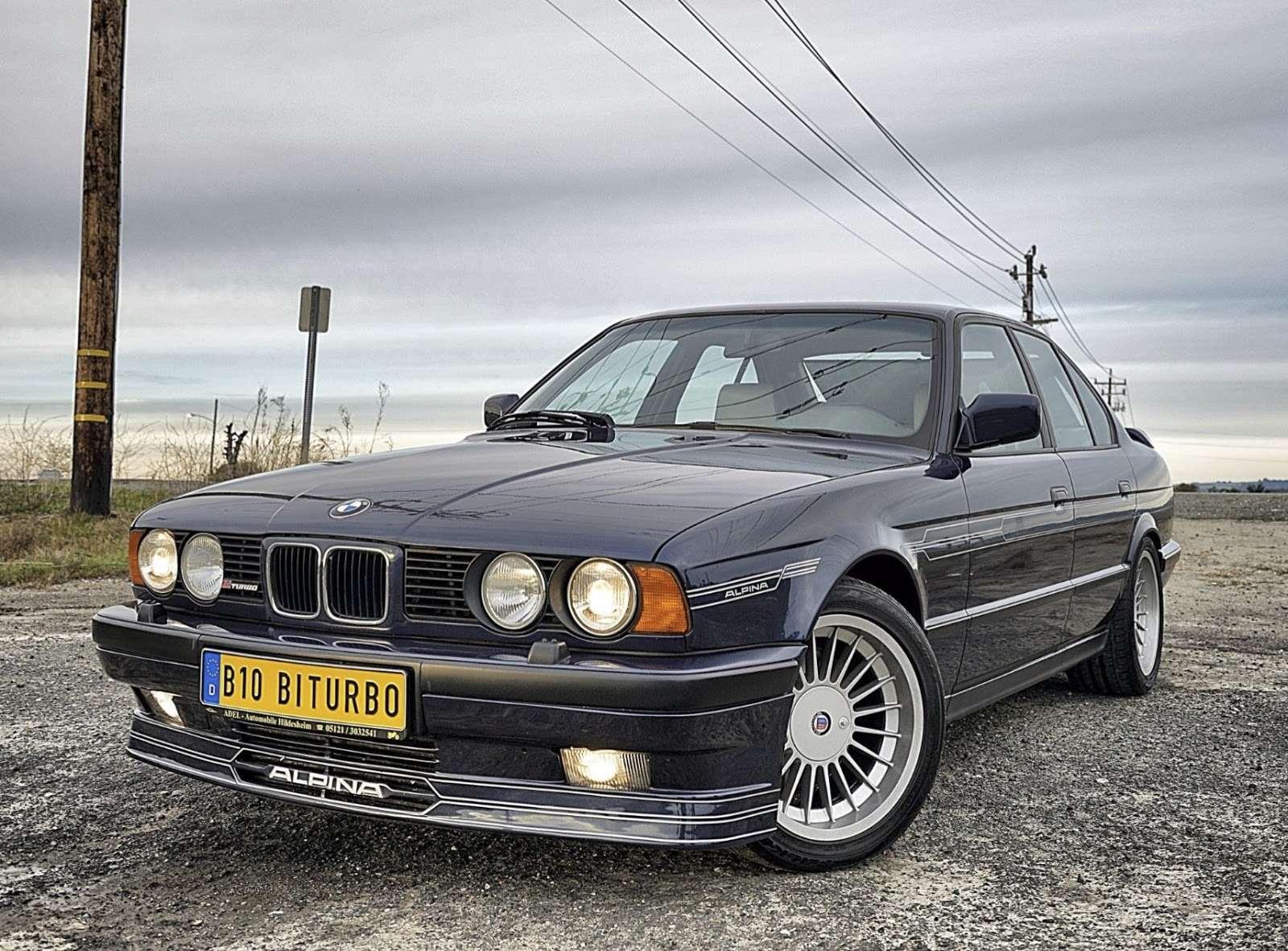 Легенда недорого: уникальная старая «пятерка» BMW выставлена напродажу— фото 695536
