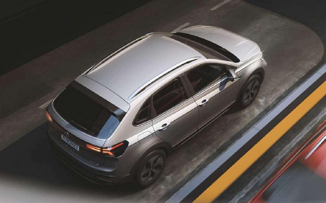Volkswagen Nivus представлен официально. Ждать ли его вРоссии?— фото 1136750