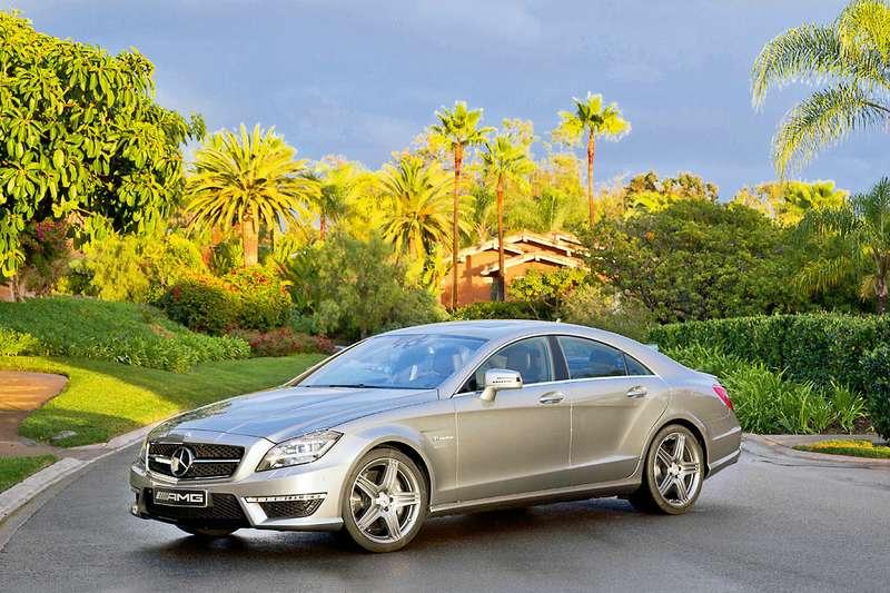 Mercedes-Benz-CLS