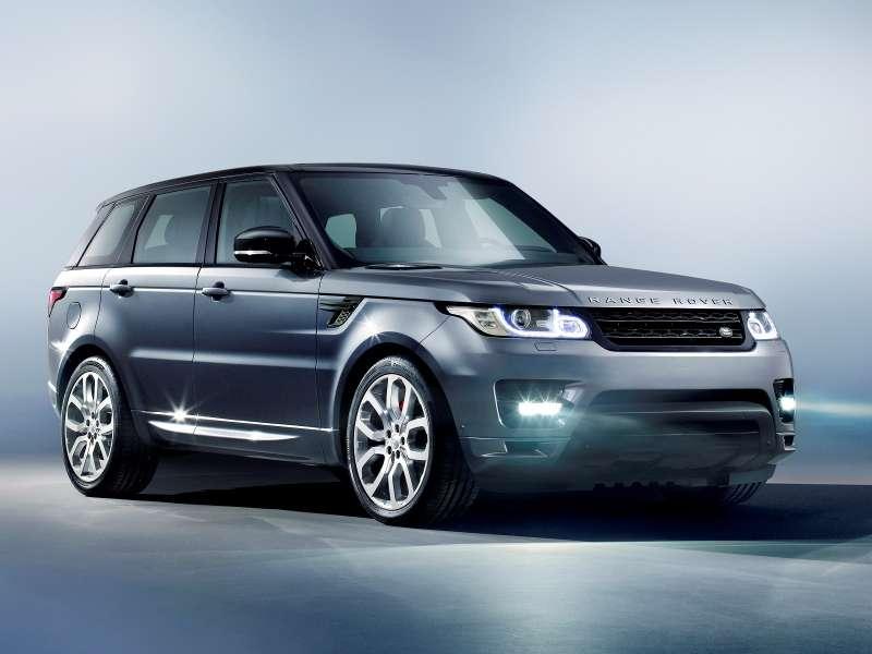 Номинация  Автомобиль мечты   Range Rover Sport nocopyright