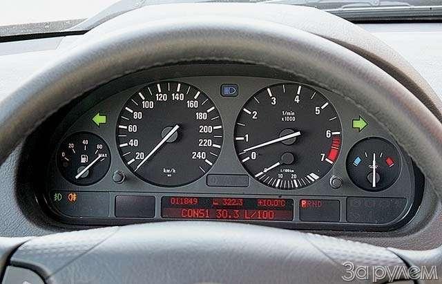 Тест Audi Q7BMW X5. ТЯЖЕЛАЯ АТЛЕТИКА— фото 65171