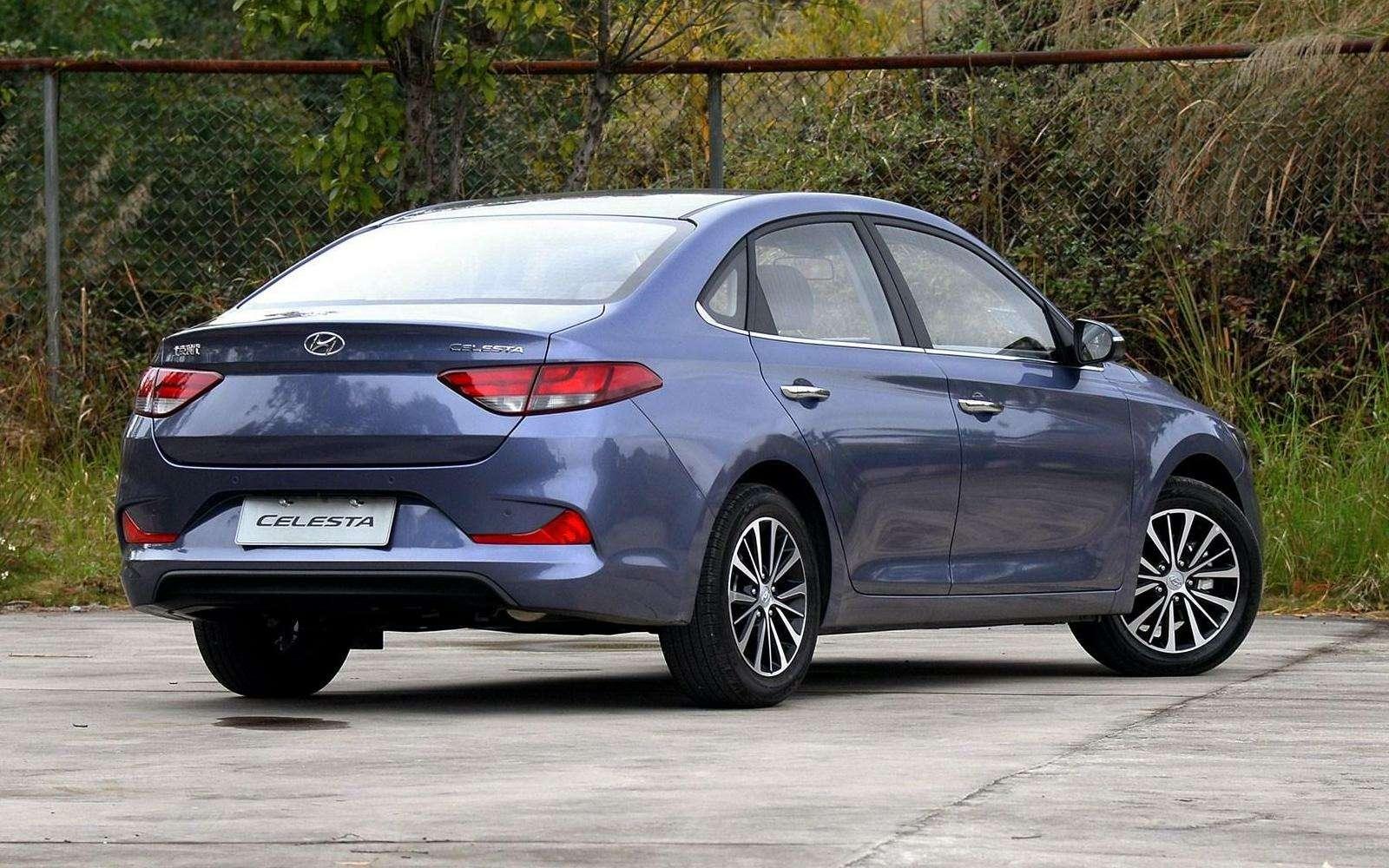 Выросла изСоляриса: Hyundai Celesta метит вбестселлеры— фото 724823
