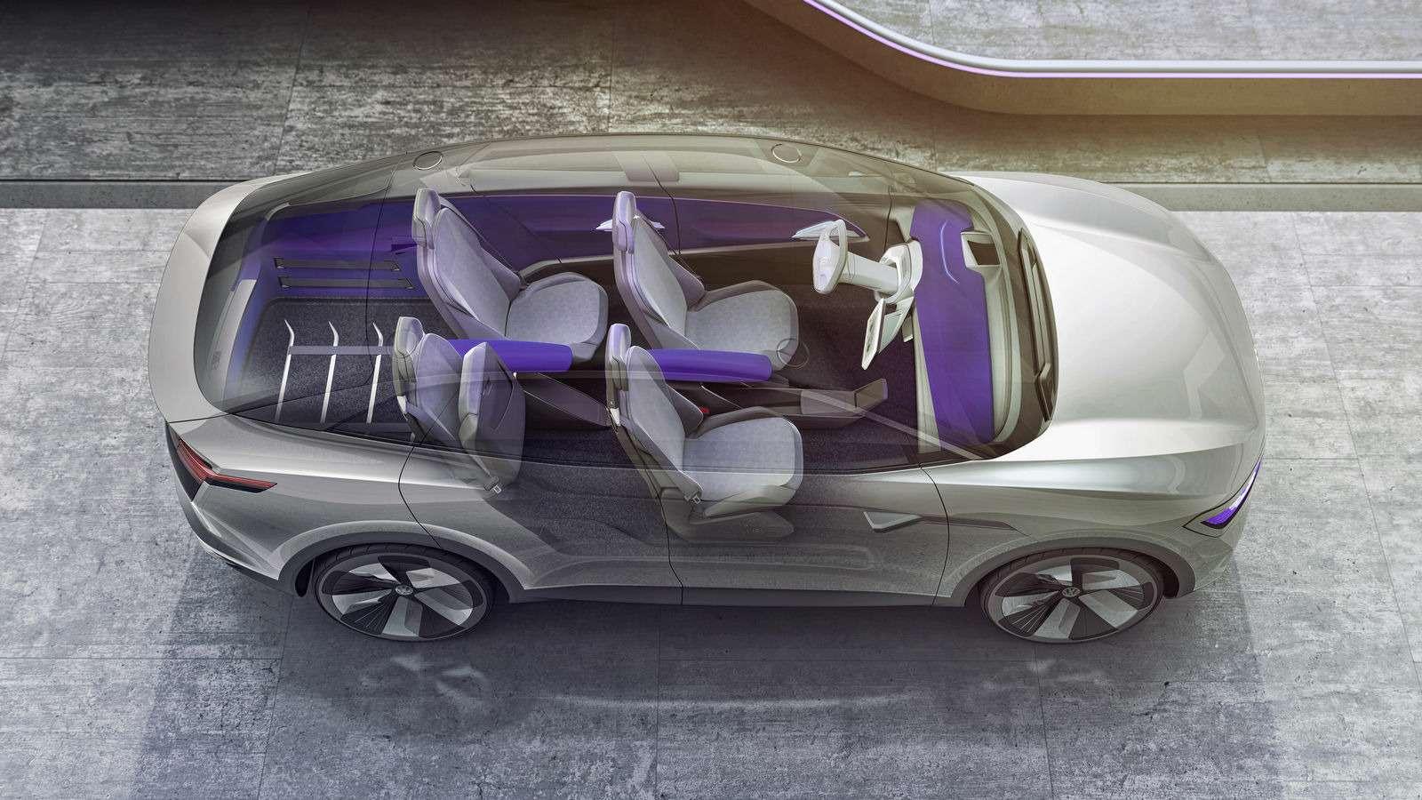 Volkswagen I.D.Crozz: обещанного три года ждать— фото 738917