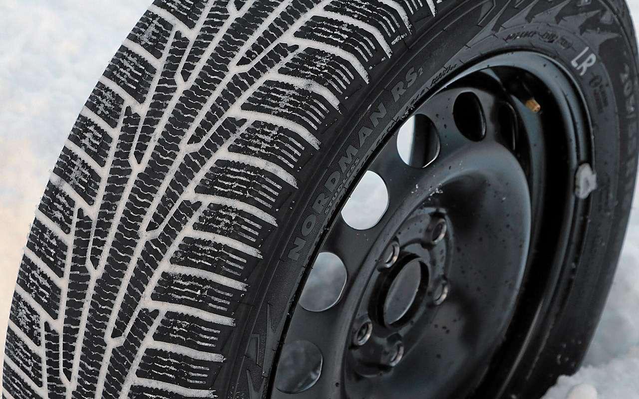 Большой тест зимних шин: выбор экспертов «Зарулем»— фото 1170278