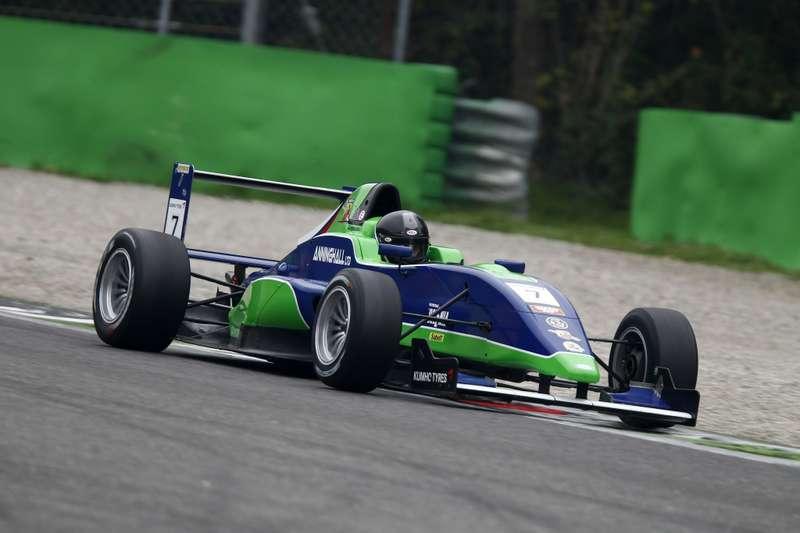 Denis Nagulin (Cram Motorsport,F.Aci Csai Tatuus FA010FPT #7)
