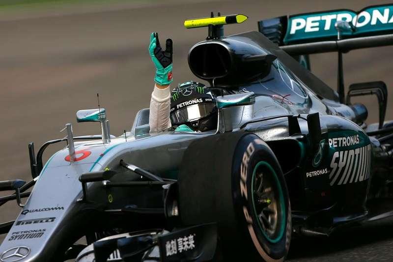 Формула 1, Нико Росберг, Mercedes
