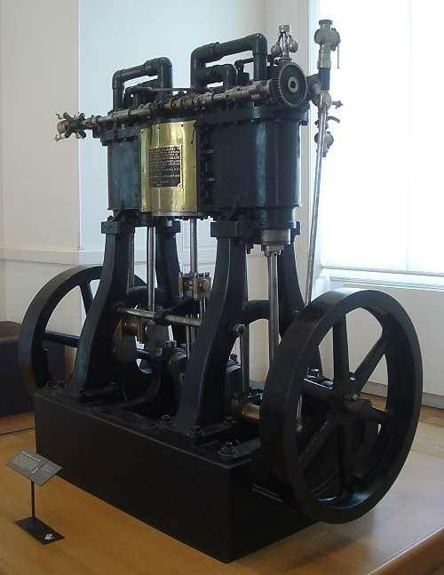 двигатель Фореста