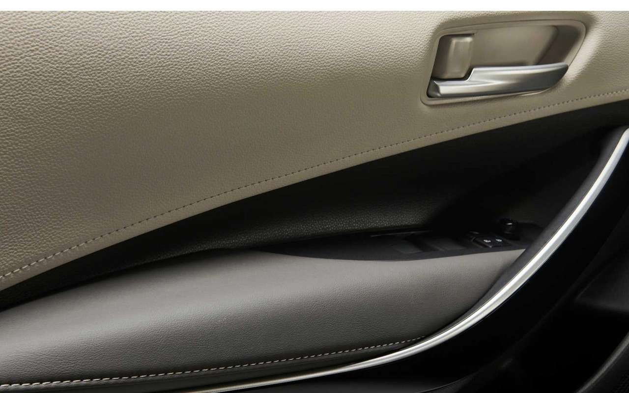 Toyota показала новую Короллу— фото 923255