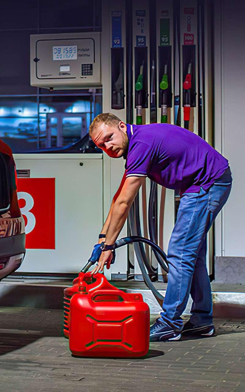 «Жидкие запчасти»: проверьте багажник - всё взяли?