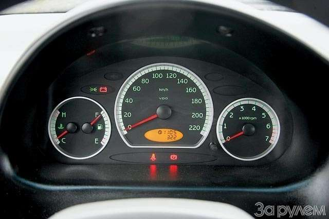 Тест Chery QQ, Daewoo Matiz, Chevrolet Spark. Тройняшки— фото 61115