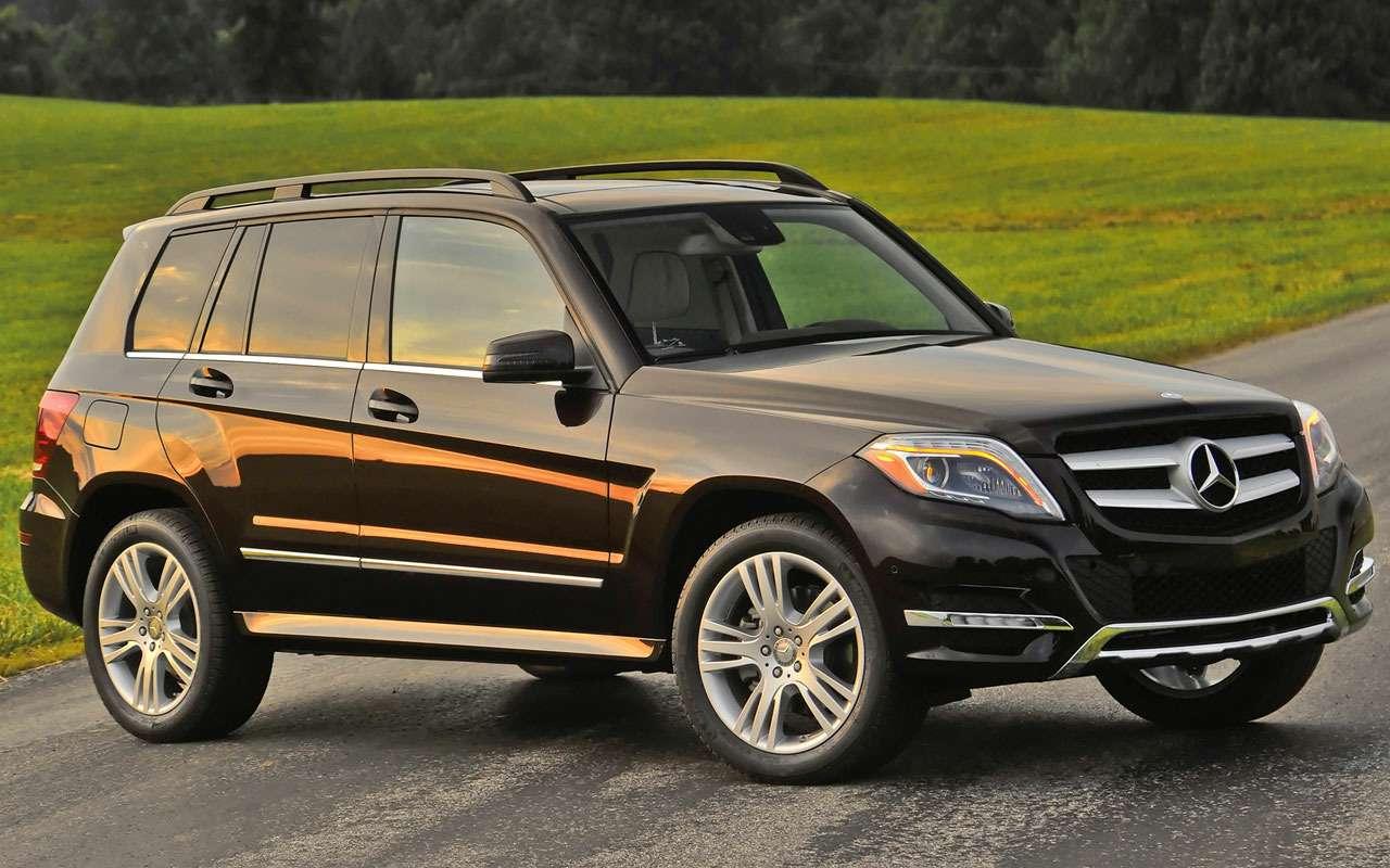 Mercedes спробегом— общие проблемы моделей— фото 1201079